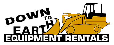 Down to Earth Equipment Rentals