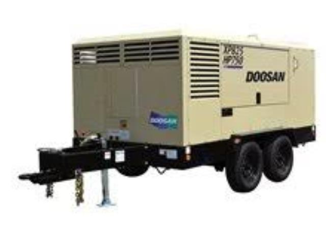 Rental store for doosan xp825 towable air compressor in Northeastern and Central Pennsylvania