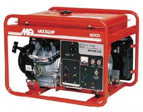 Rental store for generator 7500 watt 120v whls in Northeastern and Central Pennsylvania