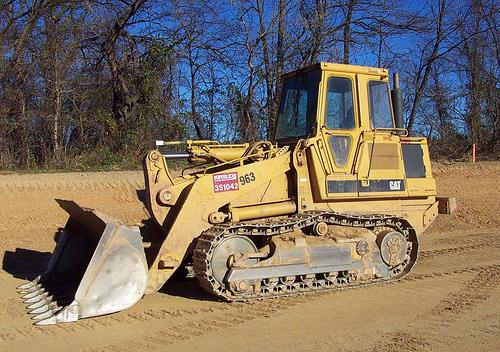 Rental store for 963 crawler loader in Northeastern and Central Pennsylvania