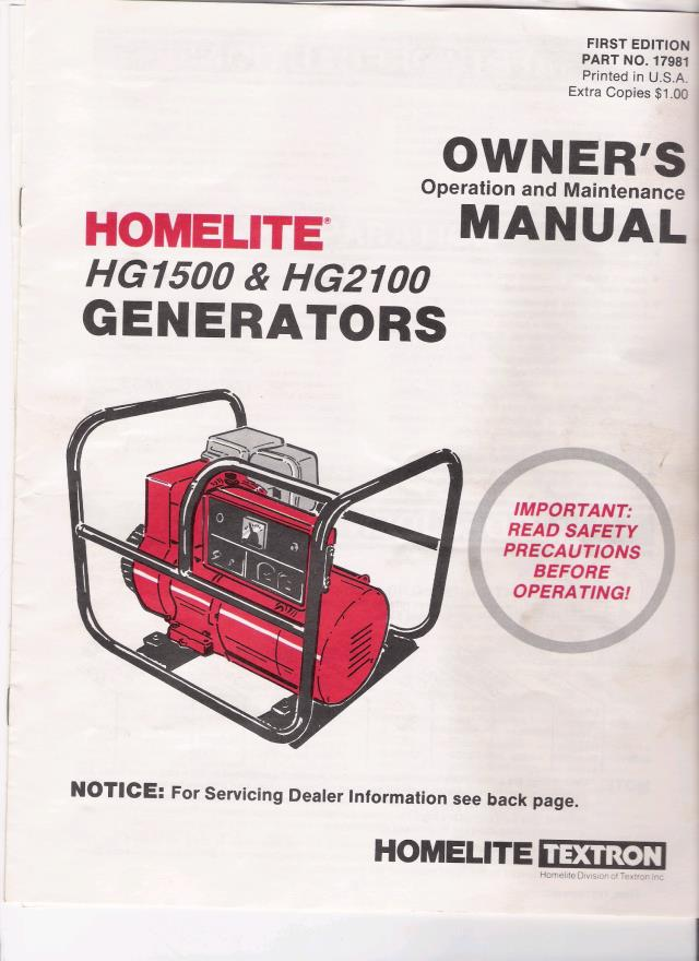Rental store for generator 1500 watt 110v in Northeastern and Central Pennsylvania