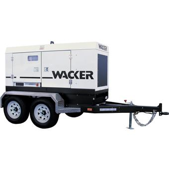 Rental store for g120 trailer mounted generator in Northeastern and Central Pennsylvania