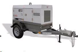 Rental store for g25 trailer mounted generator in Northeastern and Central Pennsylvania