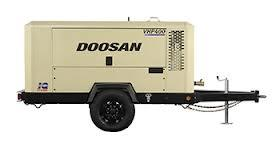 Where to find 375 425 doosan dual range air compressor in Scott Township and Montrose PA