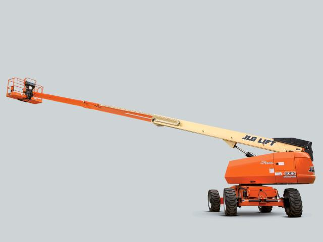 Rental store for jlg 600s boom lift in Northeastern and Central Pennsylvania