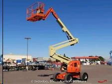 Rental store for jlg 80 foot boom lift w generator in Northeastern and Central Pennsylvania