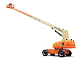 Rental store for jlg860sj straight boom lift in Northeastern and Central Pennsylvania